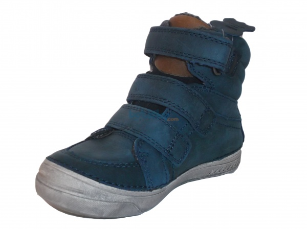 86bfb48411f09 D.D.Step - 040-21 M modrá, chlapčenská zimná obuv | Detská obuv ...