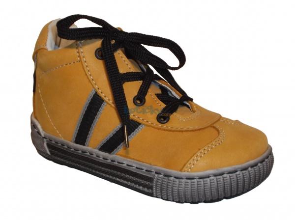 8dc2856f5f5cf Pegres - 1401 Elite, žlté | Detská obuv | celoročné detské topánky ...