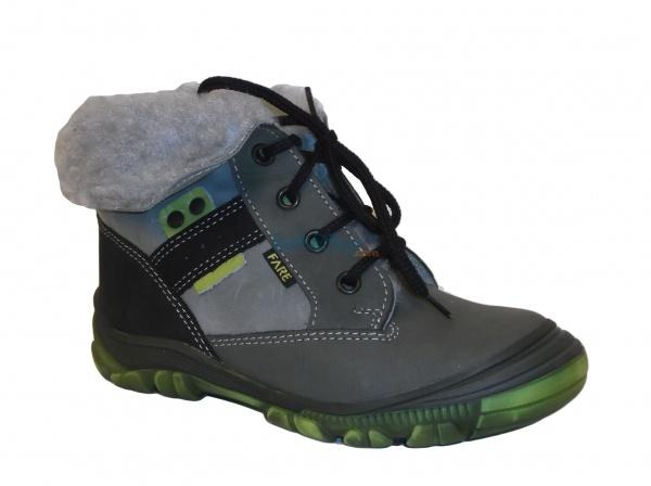 6194ce38aa16d Fare 844162, chlapčenská zimná obuv   Detská obuv   papuče - papučky ...