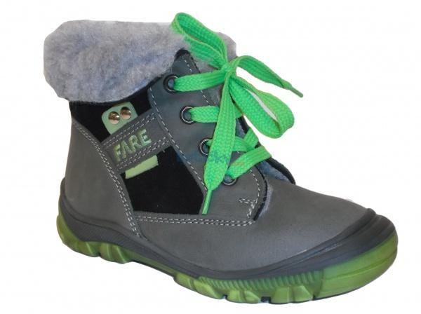 b0f1aca2c4825 Fare 844163, chlapčenská zimná obuv   Detská obuv   papuče - papučky ...