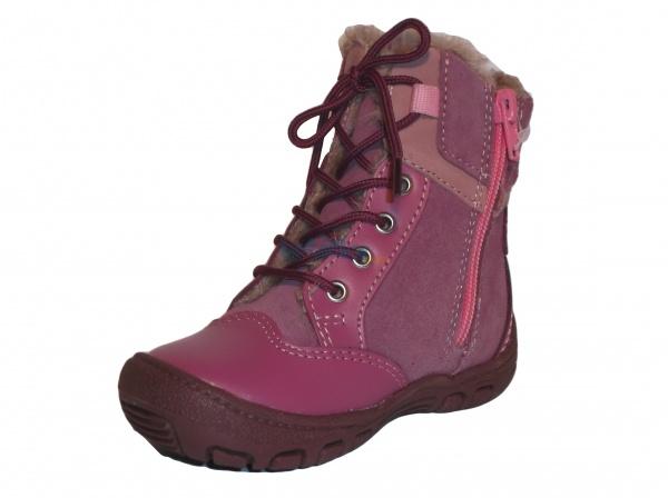 72dea7f72652b Zvětšit Protetika - Alex fuxia, dievčenská zimná obuv · Zvětšit Zvětšit