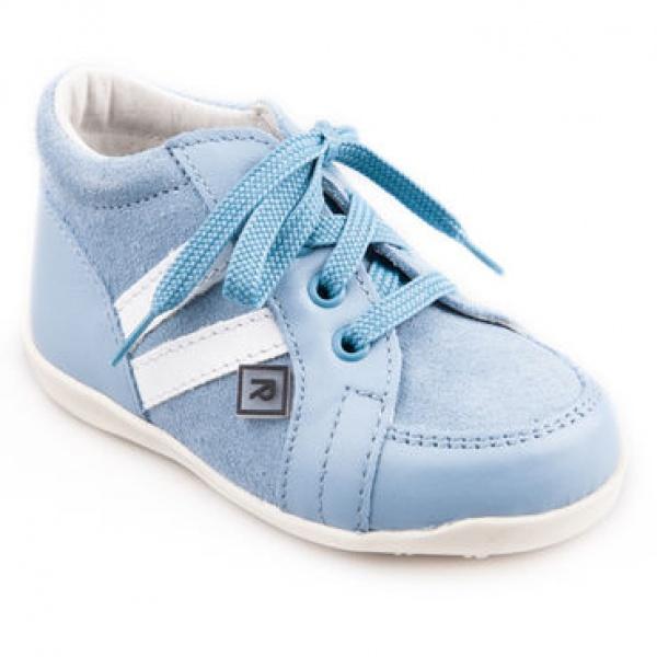 f706b0de0 Rak 0300-5 Krištof, modrá | Detská obuv | detské topánočky - prvé ...
