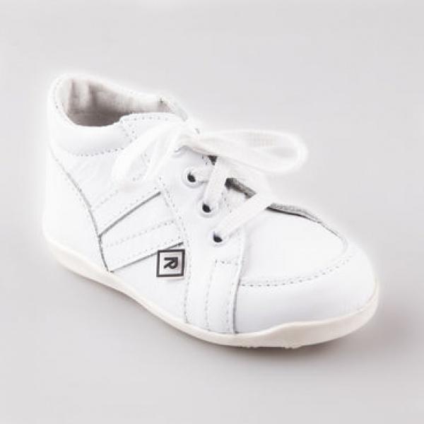 c2d54bbf09e0a Rak 0300-5 Naďa, biela | Detská obuv | detské topánočky - prvé ...