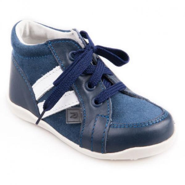 03530bd5e Rak 0300-5 Šimon, modrá | Detská obuv | detské topánočky - prvé ...