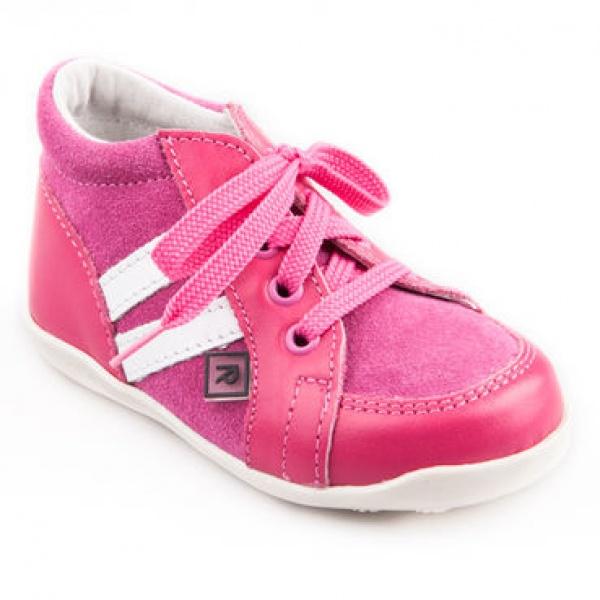 ed273d798 Rak 0300-5 Vilma, ružová | Detská obuv | detské topánočky - prvé ...