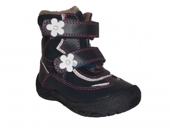 a7e4e9a3b0ac0 Protetika - Diana navy, dievčenská zimná obuv | Detská obuv | zimná ...