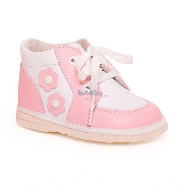 56d1a3246 Rak 0300-2/60 Hana, capáčky | Detská obuv | detské topánočky - prvé ...