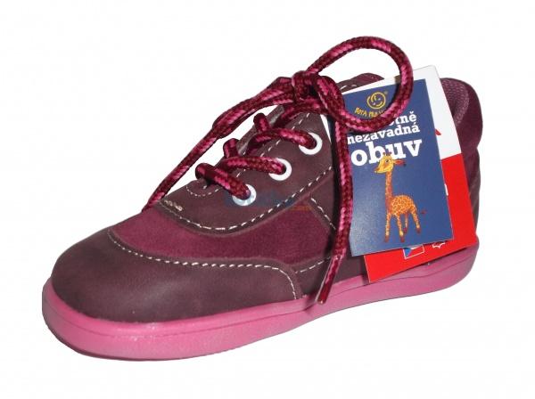 8ccc601642a81 JONAP J051/M light vínová, 02 detská celoročná obuv | Detská obuv ...