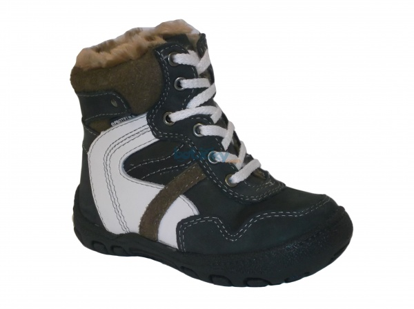 9ae1fdec1f98c Protetika - Marten navy, detské zimné topánky | Detská obuv | zimná ...