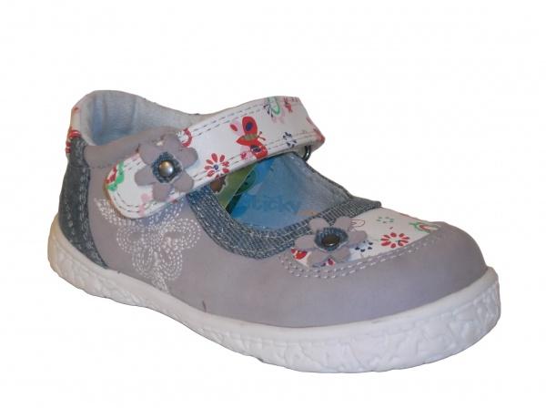 157ec9c6b Protetika - Paula, dievčenské baleríny | Detská obuv | papuče ...