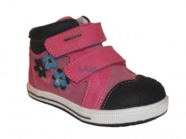 11ba4e107 Protetika - Pipa pink, dievčenská celoročná obuv | Detská obuv ...