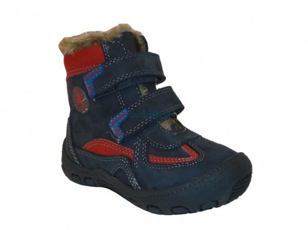 c80b2fd33c4a1 Protetika - Eman red, detské zimné topánky | Detská obuv | detské ...