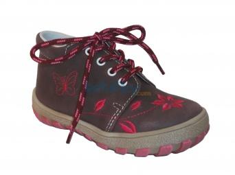 4ae70e02613cc JONAP J022/M kvet vínová, detská celoročná obuv | Detská obuv ...